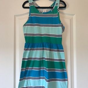 Other - Gymboree Striped Tank Dress-10/12